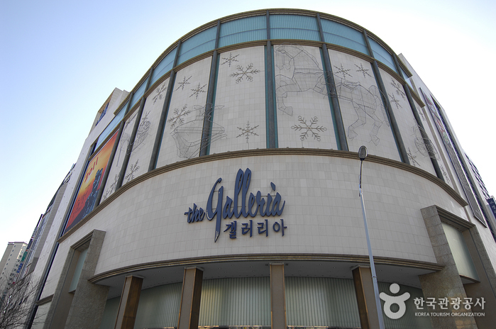 Galleria Department Store - Suwon Branch (갤러리아 백화점 (수원점))