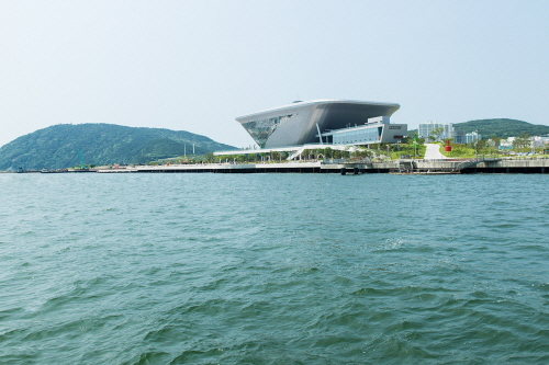 National Maritime Museum (국립해양박물관)