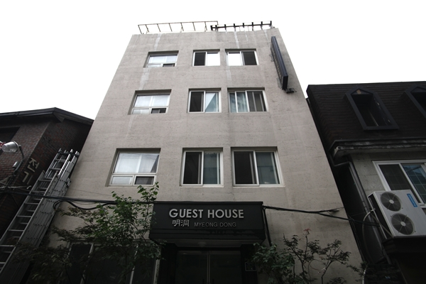 Myeongdong Guest house - Goodstay(명동게스트하우스)