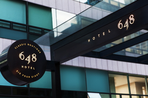 648 Hotel (Previously Jelly Hotel) - Goodstay (648호텔 [우수숙박시설 굿스테이])