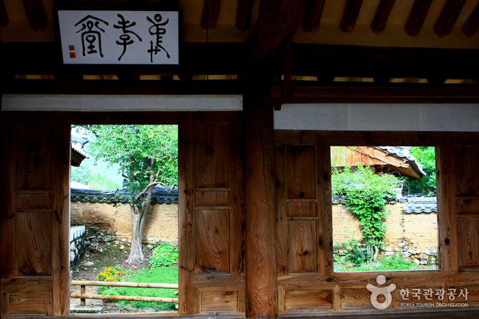Andong Hahoe Folk Village [UNESCO World Heritage] (안동 하회마을)