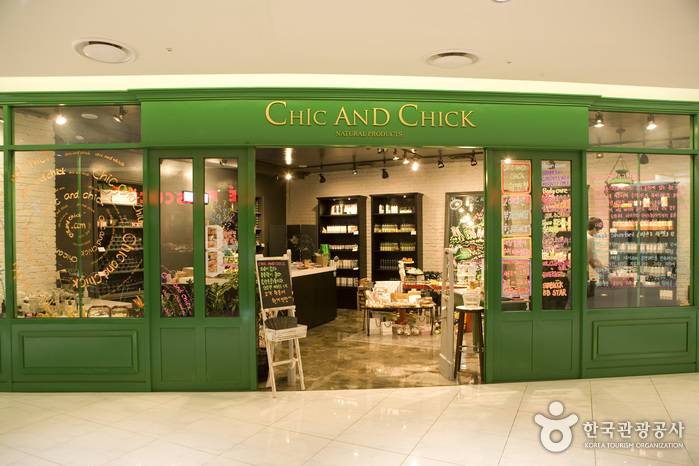 Chic and Chick (쉭앤칙)