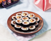 Gimbap (Rice Rolled in Laver)